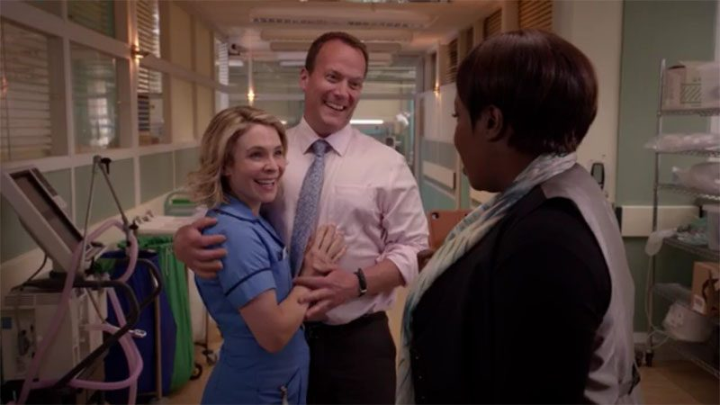 Holby City - BBC Video Clip